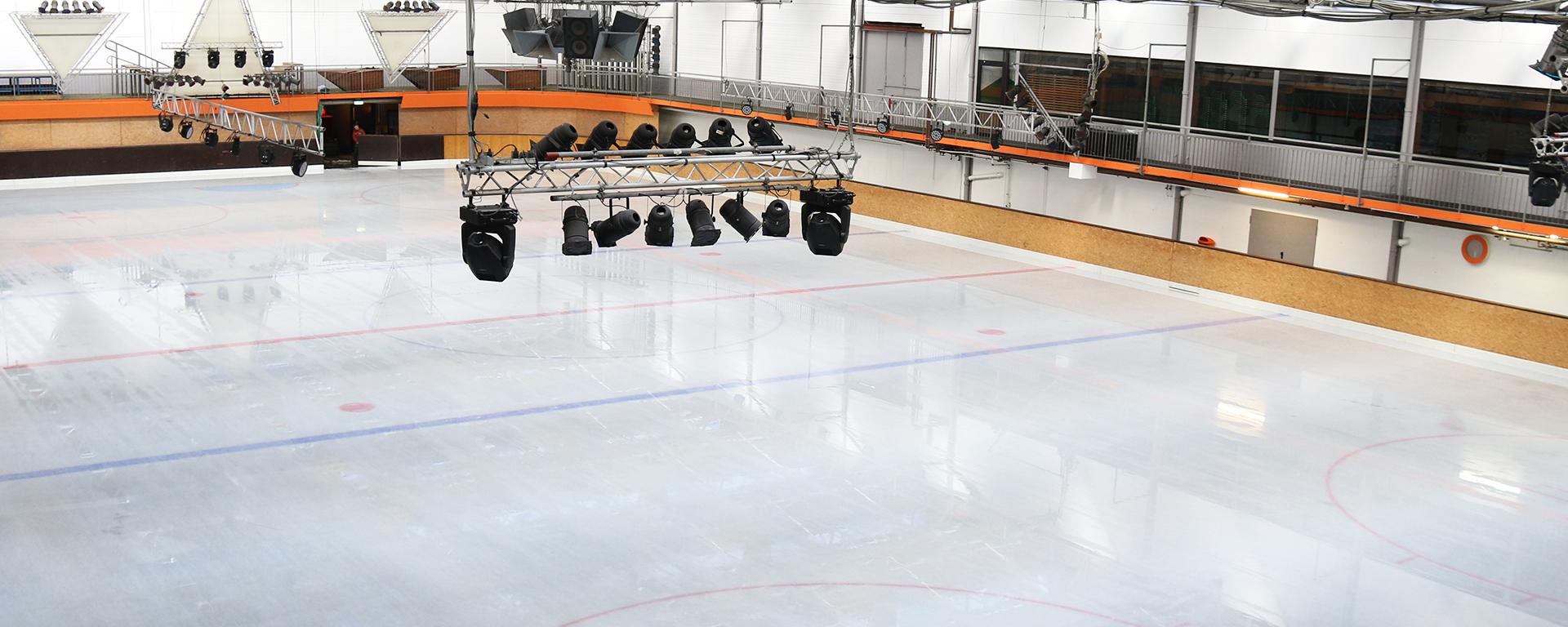 Eishalle Adelberg Schlittschuhlaufen